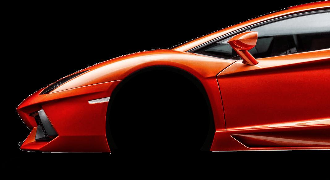 Lamborghini orange - Créateur et expert en sites internet - slide 1